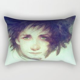 Alpha Rectangular Pillow