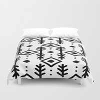 nordic Duvet Covers featuring NORDIC by Nika