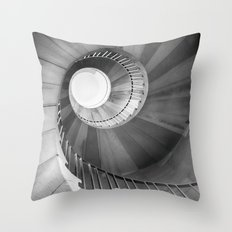 Building architecture Throw Pillow