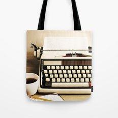 Tell Me A Story III Tote Bag
