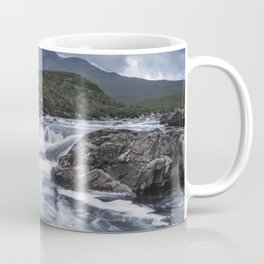 One Day in the Mountains Coffee Mug