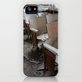 Best Seats in the House iPhone Case