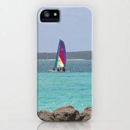CocaCay iPhone Case