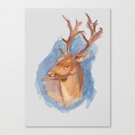 Price Hunt Canvas Print