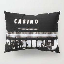 Black & White-Casino Pillow Sham