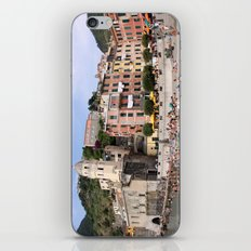 Vernazza iPhone & iPod Skin