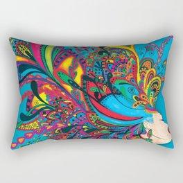 Color party Rectangular Pillow