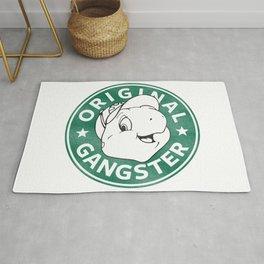 Franklin The Turtle - Starbucks Design Rug