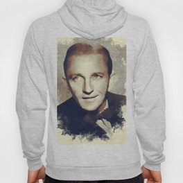 Bing Crosby, Hollywood Legend Hoody