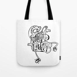 Halo Ink [J. Eismont] Tote Bag