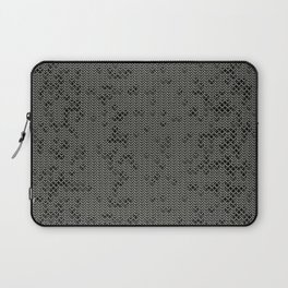 Chain Mail Texture Laptop Sleeve