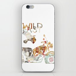 WILD&FAST iPhone Skin