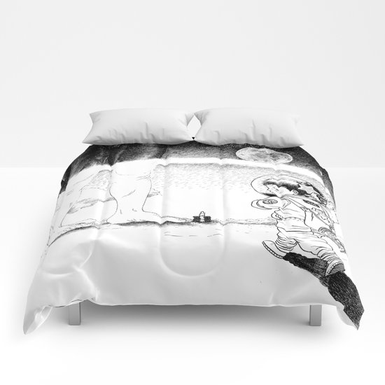 Adiós. Comforters