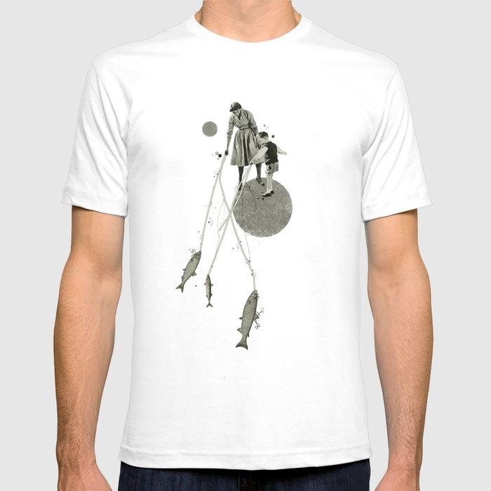 April   Collage T-shirt