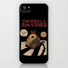 the serial smasher Slim Case iPhone (5, 5s)