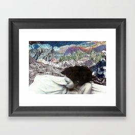 Covers Framed Art Print