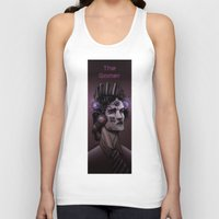 gamer Tank Tops featuring Gamer  by Art is Vast