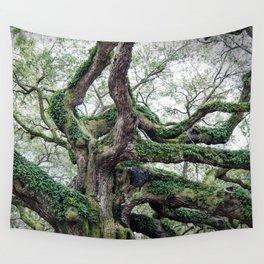 angel oak Wall Tapestry