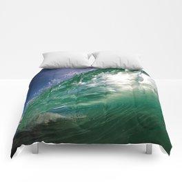 green dream Comforters