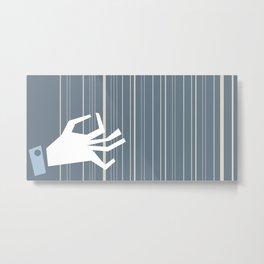 harp Metal Print