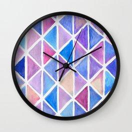 Galaxy Origami Wall Clock