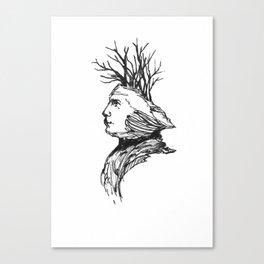 Genius Loci Canvas Print