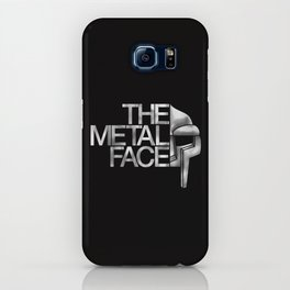 MF Doom - The Metal Face iPhone Case