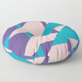 Abstract Glow #society6 #glow #pattern Floor Pillow