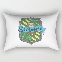 Slotherin Rectangular Pillow