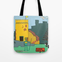 Afternoon at the Medieval Age (a) Tote Bag