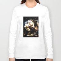 nightmare before christmas Long Sleeve T-shirts featuring nightmare before christmas by ururuty