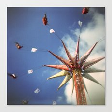 Sky Flyer Canvas Print