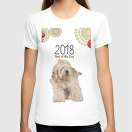 Year of the Dog - Shaggy T-shirt