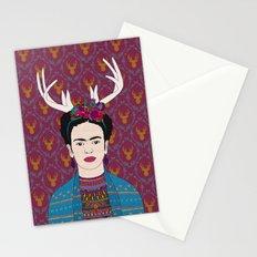 DEER FRIDA Stationery Cards