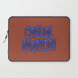 casual everyday Laptop Sleeve