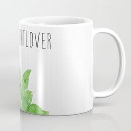 succulent lover Coffee Mug