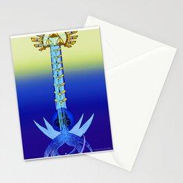 Zelda Guitar #7 - Nayru's Love Stationery Cards