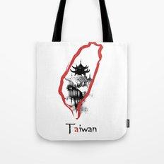 Taiwan, Taipei Tote Bag