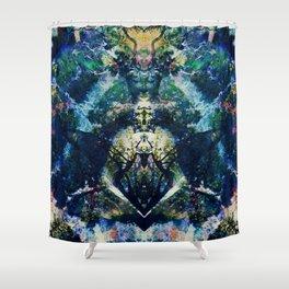 Aya-Abundance Shower Curtain