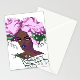 May Lily Stationery Cards