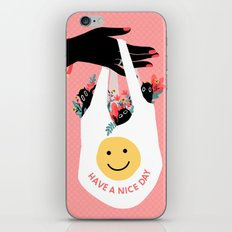 H.A.N.D. iPhone & iPod Skin