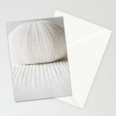 sea urchin Stationery Cards