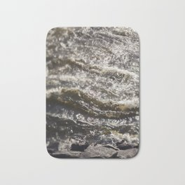 Torrent river Bath Mat