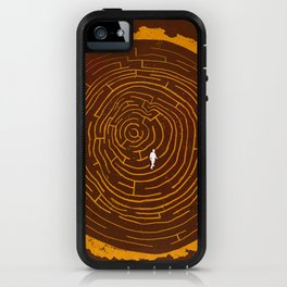 Stumped iPhone Case