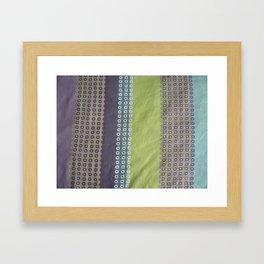 Sheeting Framed Art Print