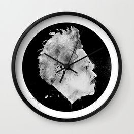 Mugshot 01  Wall Clock
