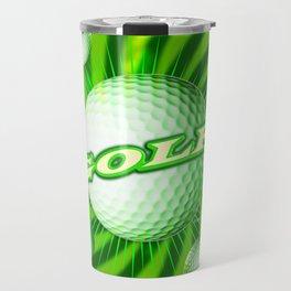 Golf 2 Travel Mug