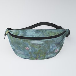 Water Lilies 2 Fanny Pack