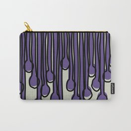 Running to you Ultra Violet Carry-All Pouch