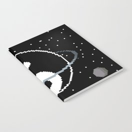 Balance in the Universe Notebook